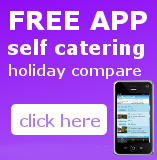 Free Self Catering Holiday Comparison App - iPhone & Androdid